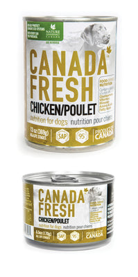 Canada Fresh - Canned Dog Food - Chicken