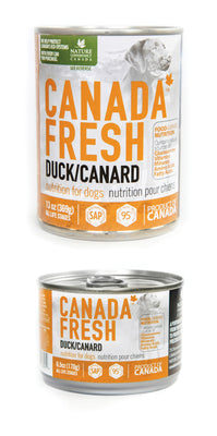 Canada Fresh - Canned Dog Food - Duck