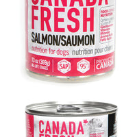 Canada Fresh - Canned Dog Food - Salmon