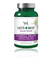 Vet's Best Hairball Relief 60 tablets