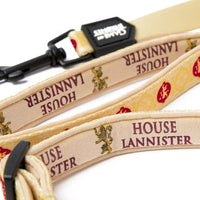 Game of Thrones Collars and Leads - Lannister
