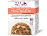 Caru Beef Stew for Dogs