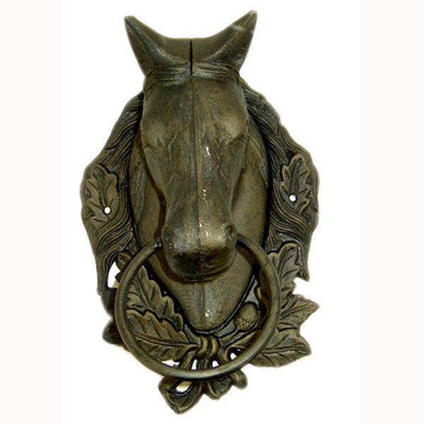 Cast Iron Horse Head Wall Mount