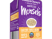 Stella & Chewy's Morsels - Cage-Free Turkey 5.5 oz Wet Cat Foods