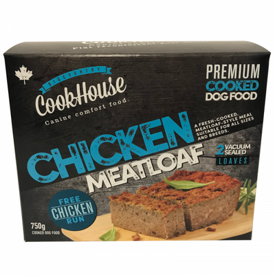 Cookhouse - Chicken Meatloaf NEW