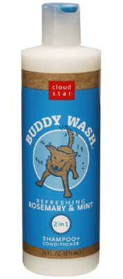 Cloud Star - Buddy Wash - Refreshing Rosemary and Mint - Shampoo and Conditioner
