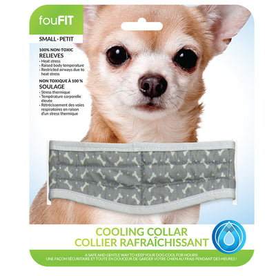 Fou Fit - Cooling Collar - Gray