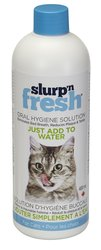 Slurp'n Fresh - Oral Hygiene Solution 400mL for cat
