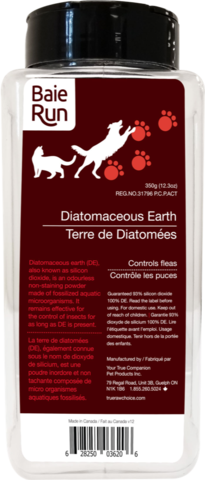 Baie Run Diatomaceous Earth - Topical
