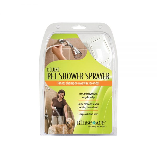 Rinse Ace Pet Shower Deluxe