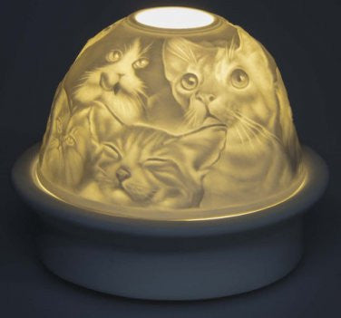 Dreamerzzz - Porcelain Dome Night Light