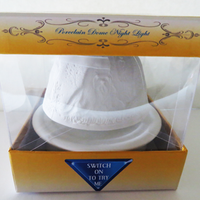 Dreamerzzz - Porcelain Dome Night Light - Maltese