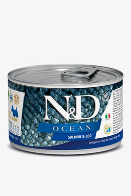N&D Ocean Dog Salmon & Codfish 4.9 oz