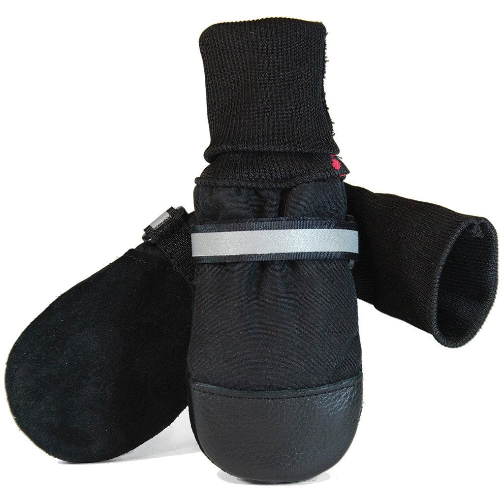 Muttluks - Fleece-Lined Boots - Black