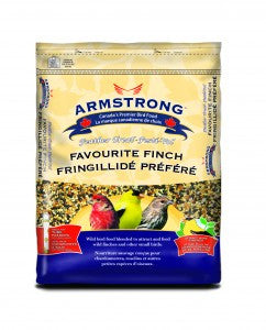 Armstrong - Feather Treat - Favorite Finch 7kg