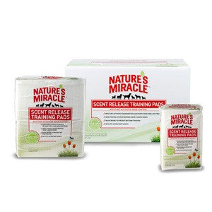 Natures Miracle Scent Release Training Pads SALE