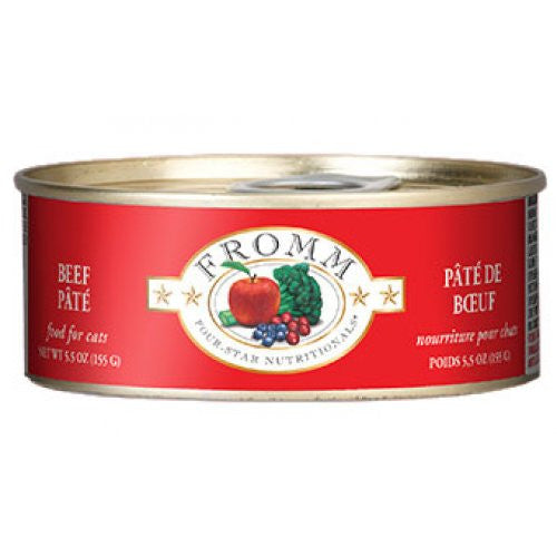 Fromm Beef Pate Canned Cat Food