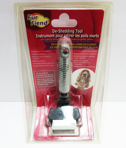 Fur Fiend - De-shedding Tool