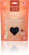 Get Naked Dental Dog Treats-Super Antioxidant