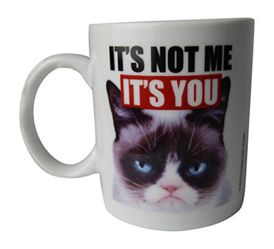 Grumpy Cat - It's Not Me It's You - Cup