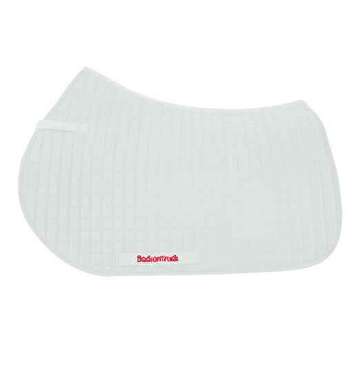Copy of Back On Track - Equine - Saddle Pad with Firm Pad - White