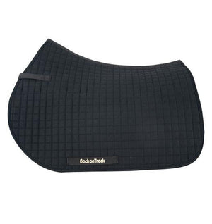 Back On Track - Equine - Jumper Saddle Pad With Soft Pad