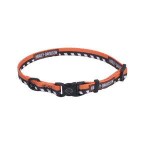 Harley Davidson - Lil' Bikers Clip Collar for Small Dogs