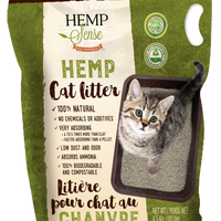 Hemp Sense - Hemp Cat Litter NEW