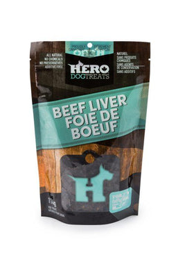 Hero Dehydrated Beef Liver