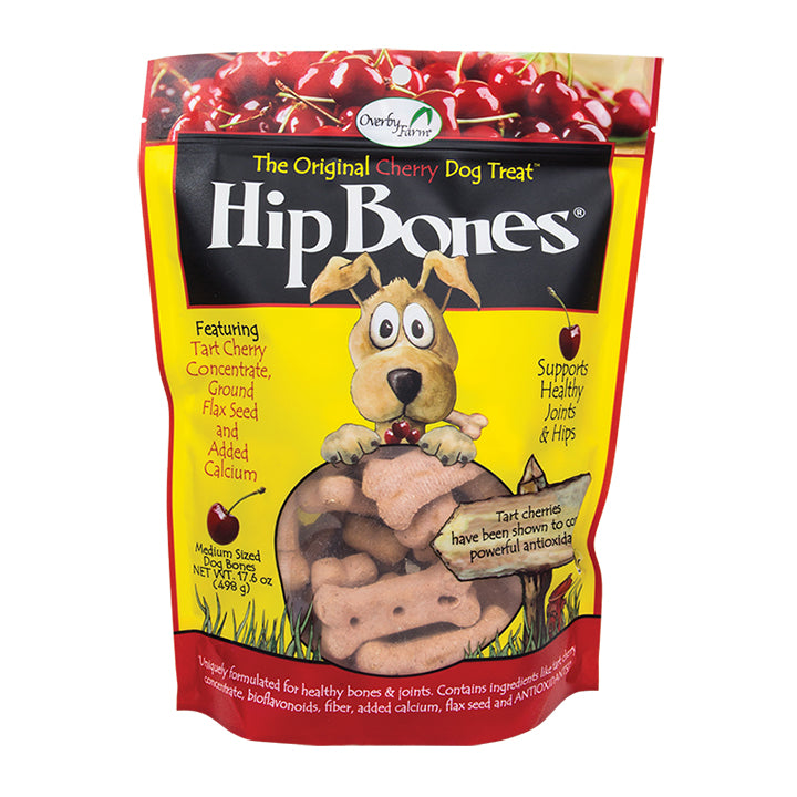 naturvet overby farms hip bones buiscuits
