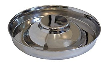 Advence Pet Stainless - Flying Saucer Puppy Tray 11 inch