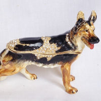 Bridgman - Hidden Treasures - Large German Shepherd