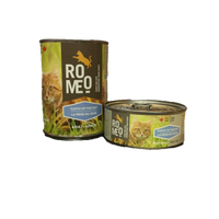 Romeo - Canned Cat Food - Catch of the Day