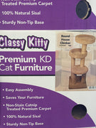 Classy kitty cat tree