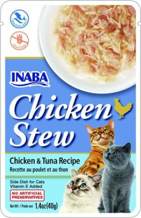 Inaba Twins Chicken Stew Chicken & Tuna Recipe