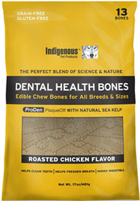 Indigenous Pet Products - Roasted Chicken Flavour