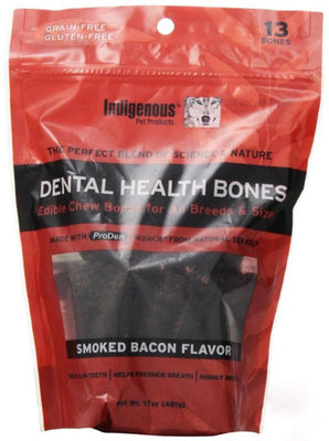 Indigenous Pet Products - Smoked Bacon Flavour