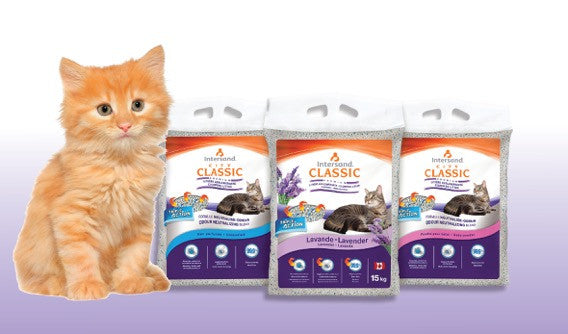 Intersand - Classic Clumping Litter SALE