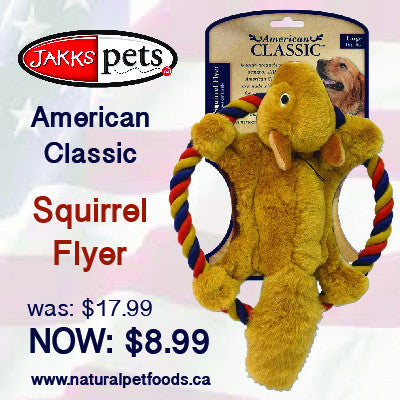 Jakks - American Classic - Squirrel Flyer SALE