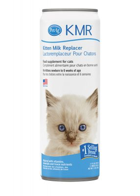 KMR kitten milk replacer liquid PETag