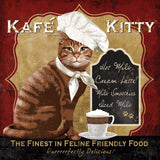 Framed Wall Art - Kafe Kitty