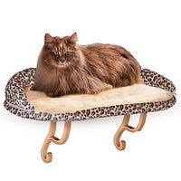 K & H Deluxe Kitty Sill with Bolster