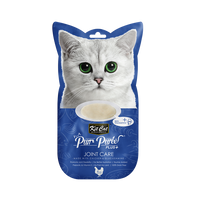Kit Cat Purr Puree Plus+ Chicken & Glucosamine (Joint Care)