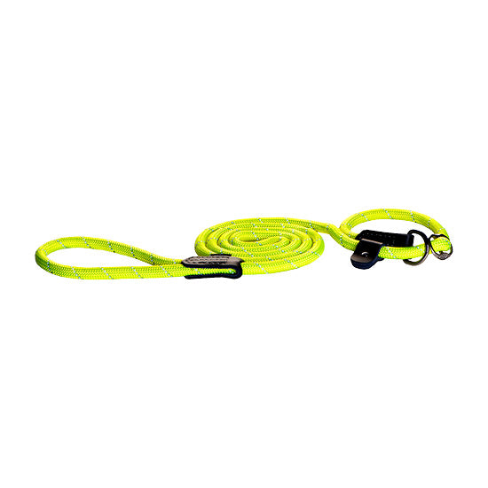 Rogz - Rope - Slip Lead - 6ft - DayGlo