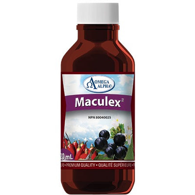 Omega Alpha Maculex  120 mL