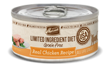 Merrick - Limited Ingredient Diet - Canned Cat Food - Real Chicken Recipe 5oz