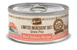 Merrick - Limited Ingedrient Diet - Canned Cat Food - Real Salmon Recipe
