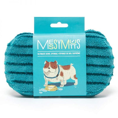 Messy Mutts - Ultimate Bowl Scrubber NEW