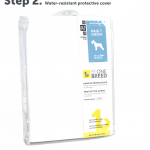 Be One Breed - Mix & Match Memory Foam Beds - Step 2 - Protective Memory Foam Cover