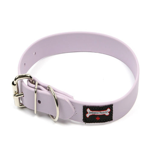 Smoochy Poochy - Polyvinyl Waterproof Collar - Lavender